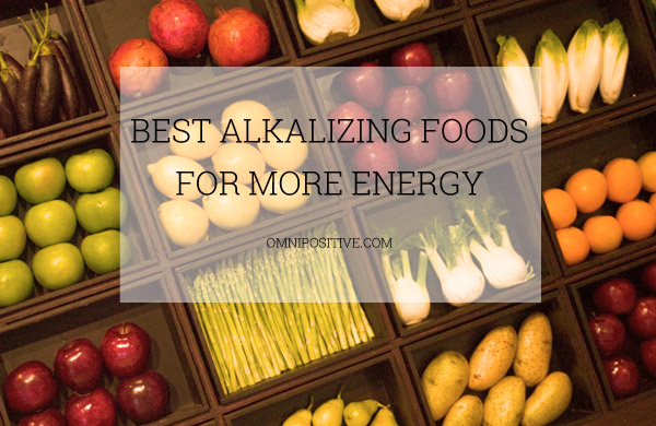 best alkalizing foods