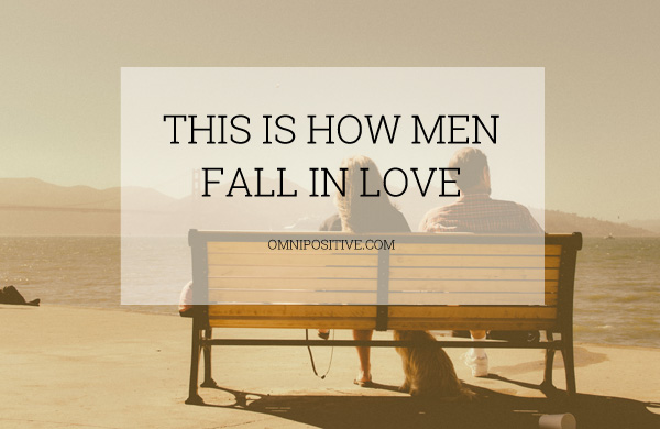 how men fall in love