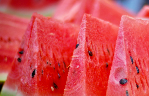 alkalizing food - watermelon