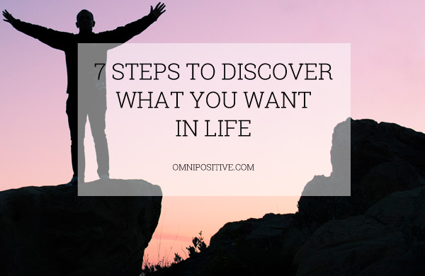 discover what you want